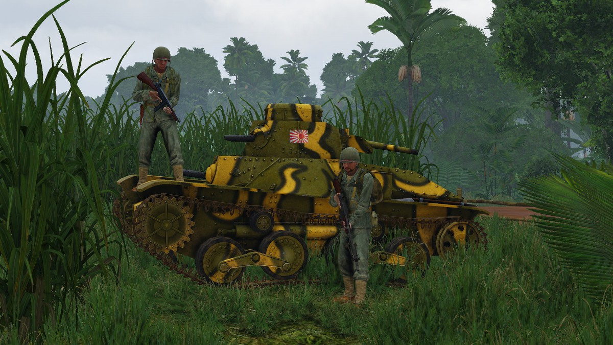Sams Pacific War IV
