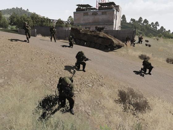 Operation Watchdogs