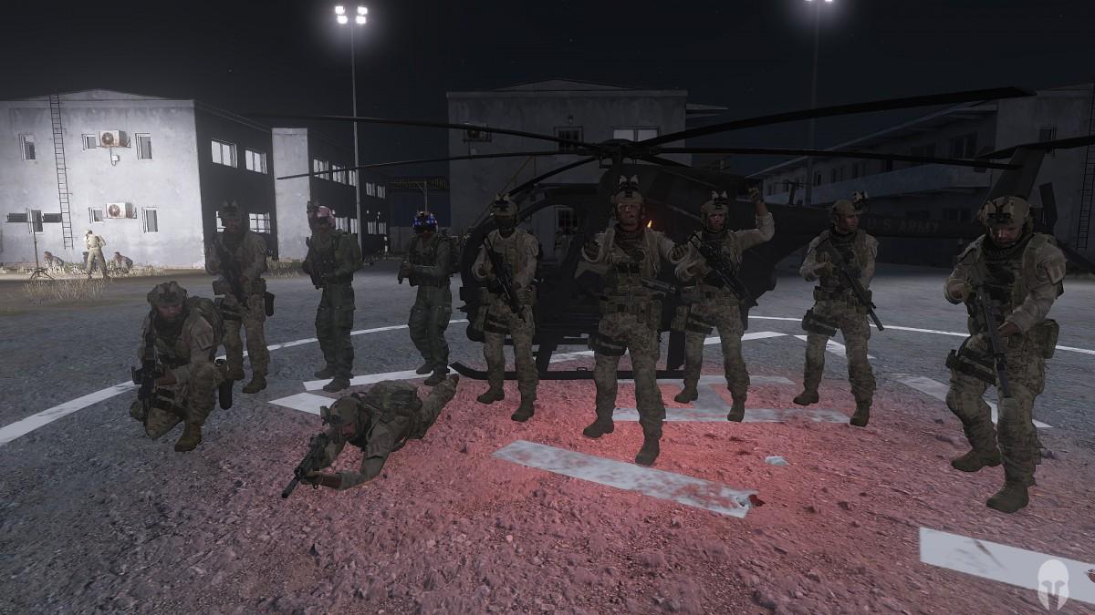Erfolgreicher Abschluss der Delta Force