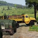 Der geklaute LKW, die Humvees und Ich