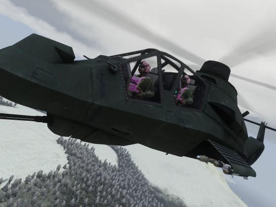 Operation Cold Saber