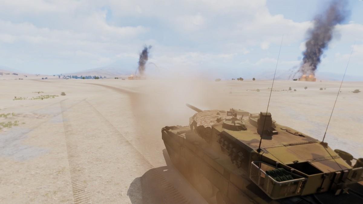 Stahlkadser im Angriff (Panzertechnik Seminar) II