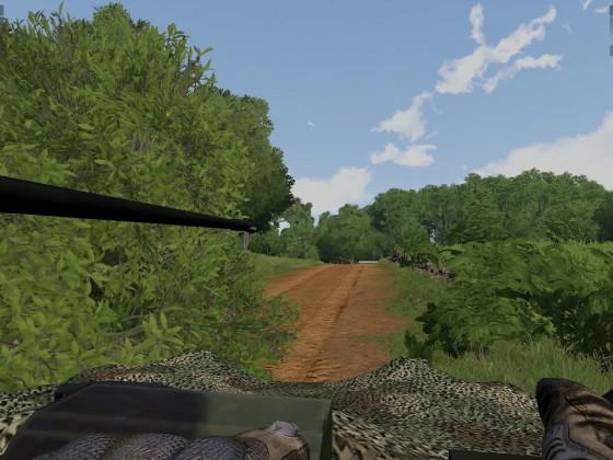Mobi kann Panzer verschwinden lassen