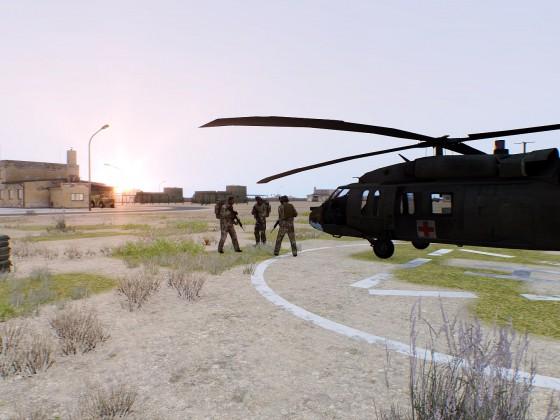 Absprachen mit anderen Truppenteilen