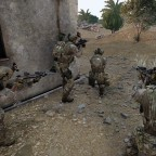 Delta Force sucht die Entführer