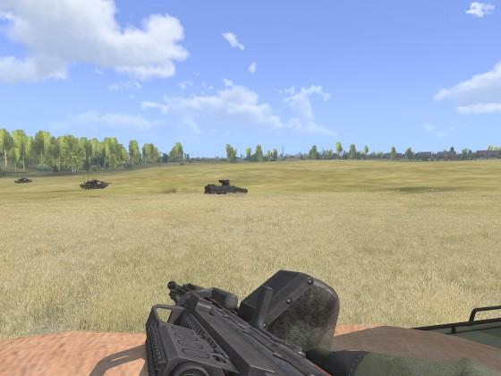 Stahlkadser im Angriff II