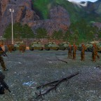 [Spear Defense] Mexican Standoff