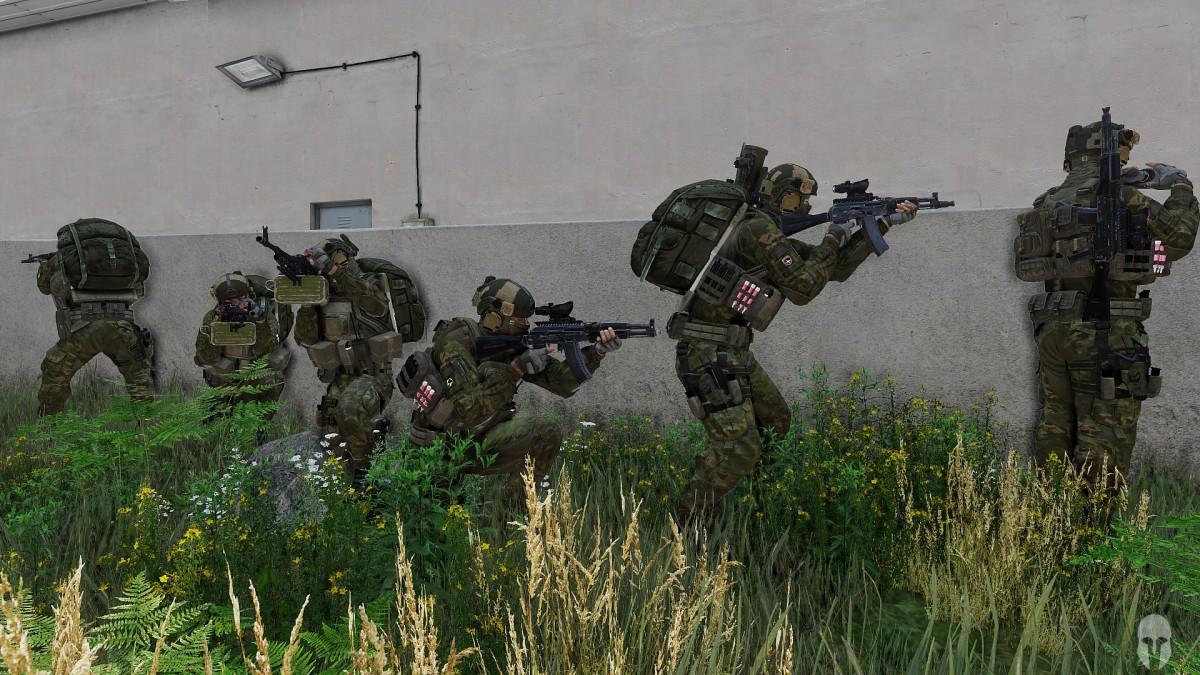 Finische Infanterie