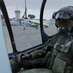 Piloten warten auf den Start